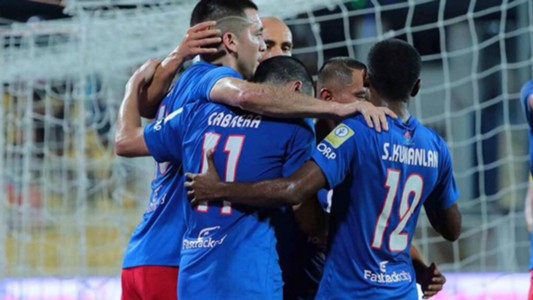 Johor Darul Ta'zim, T-Team, Super League, 22/07/2017