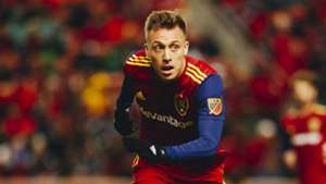 Corey Baird MLS Real Salt Lake 1