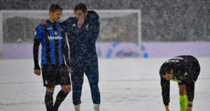 Rafael Toloi Gianluigi Buffon Juventus Atalanta Serie A
