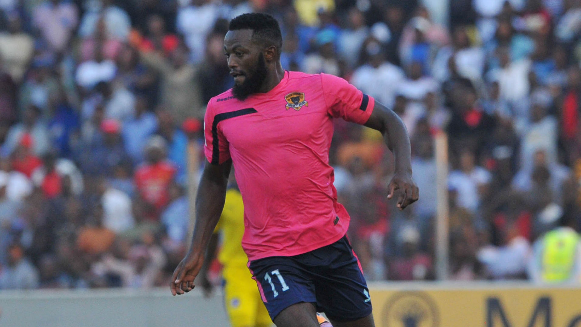 Mwape Musonda, Black Leopards, May 2018