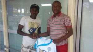 Stephen Waruru to Sofapaka.