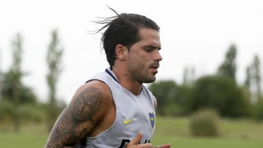 Fernando Gago Boca Pretemporada Enero 2018