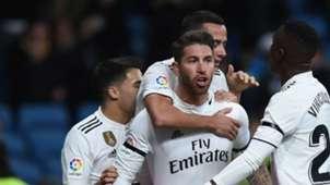 Ramos Real Madrid 2018-19