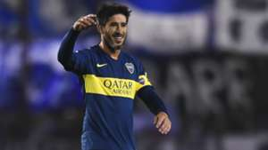Pablo Perez Boca Alvarado Copa Argentina 2018