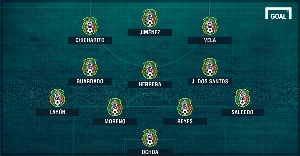 XI México - Portugal Confederaciones