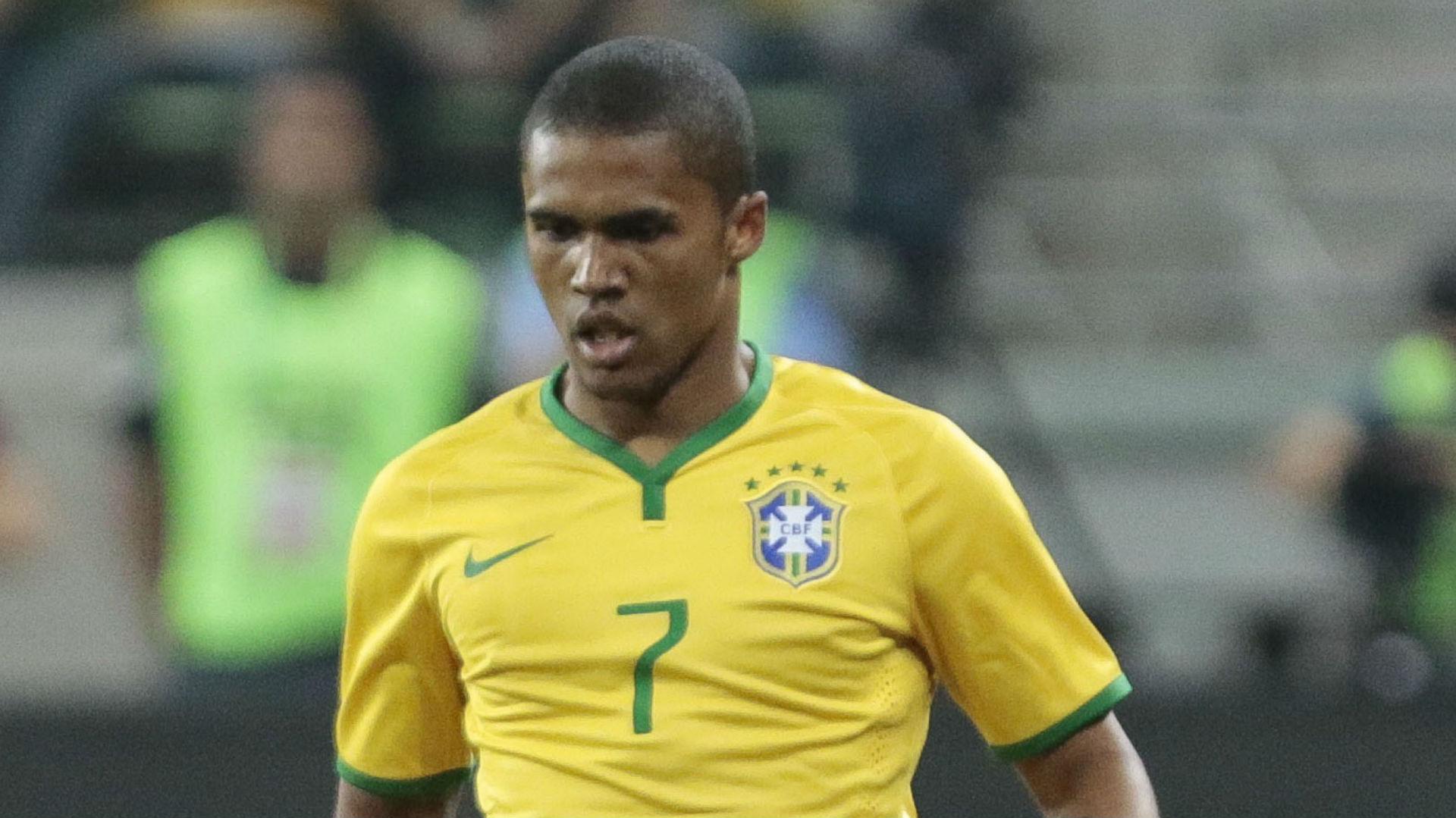 Douglas Costa Brazil