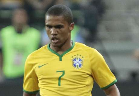 Brasile, allarme Douglas Costa: