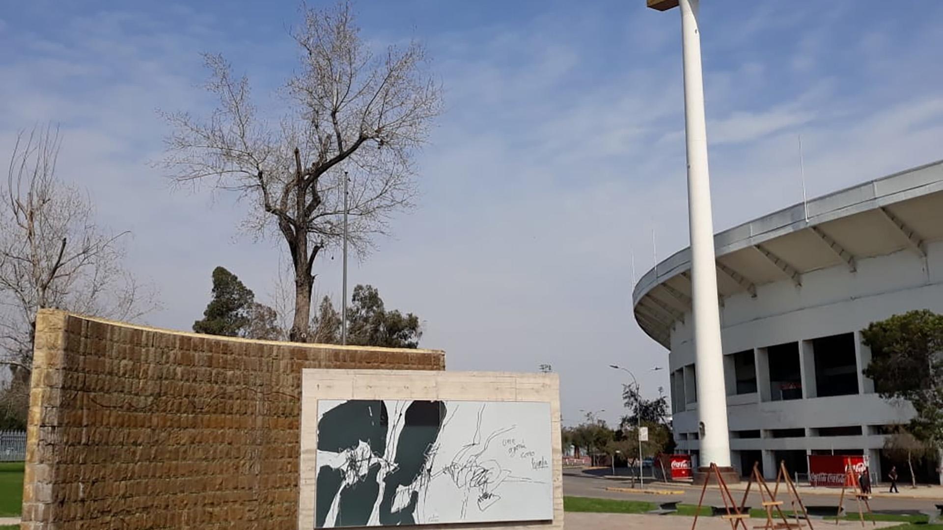 Estadio Nacional Chile 11 setembro