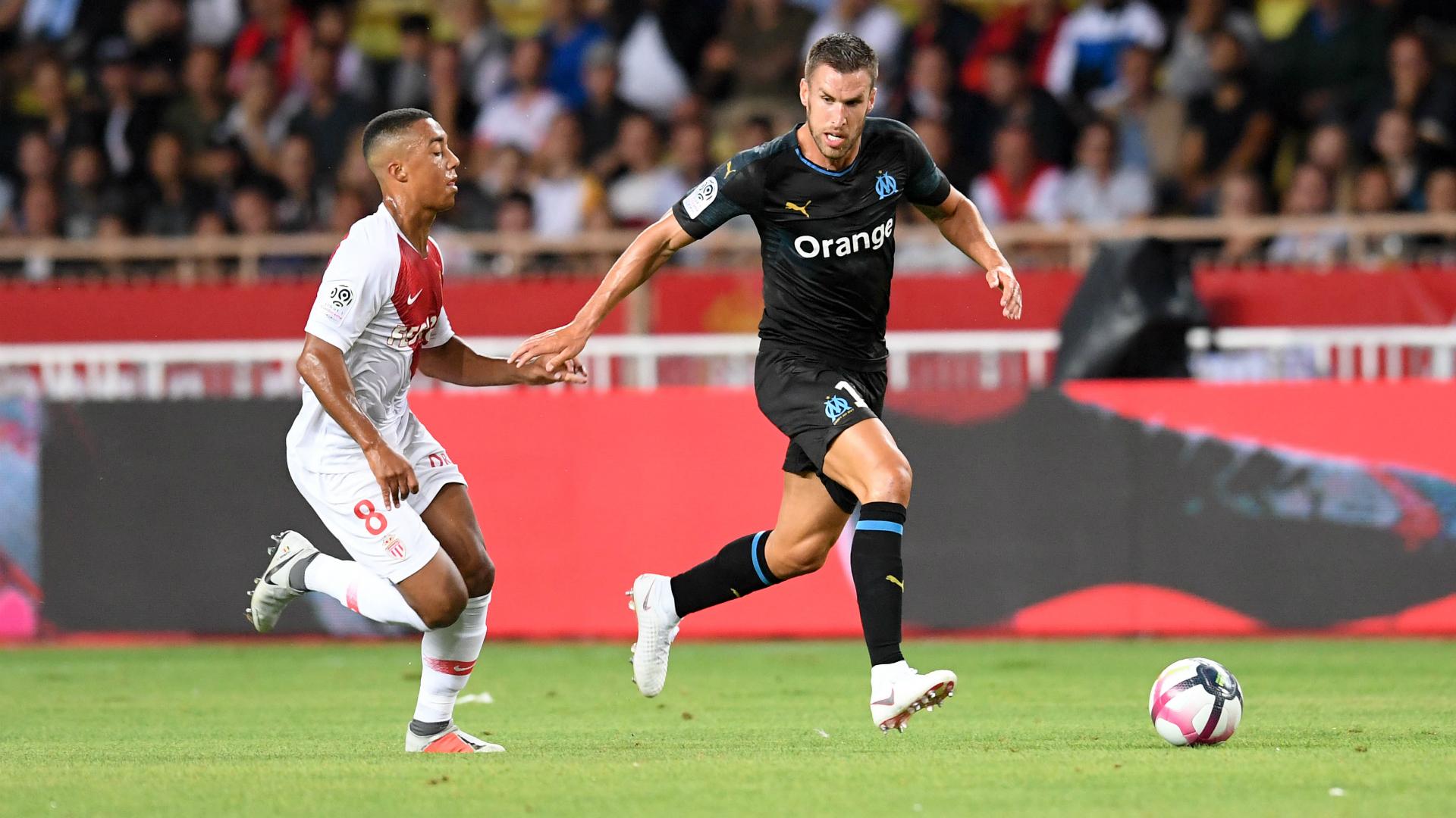 Kevin Strootman, Olympique Marseille, Ligue 1 09022018