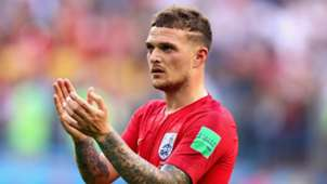Kieran Trippier England 2018 World Cup