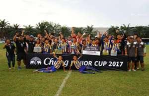 Chang Junior Cup 2017