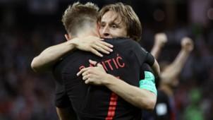 Ivan Rakitic, Luka Modric, Croatia 06212018