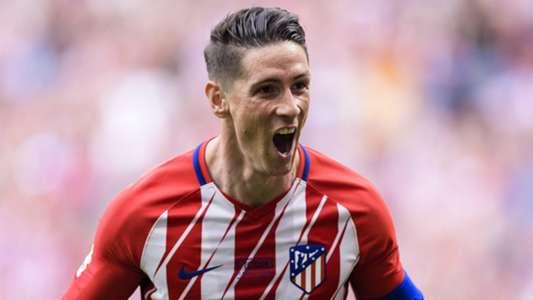 Fernando Torres Atletico Madrid 2017-18