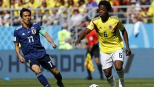 Sanchez Colombia vs Japon WC Russia 2018 19062018