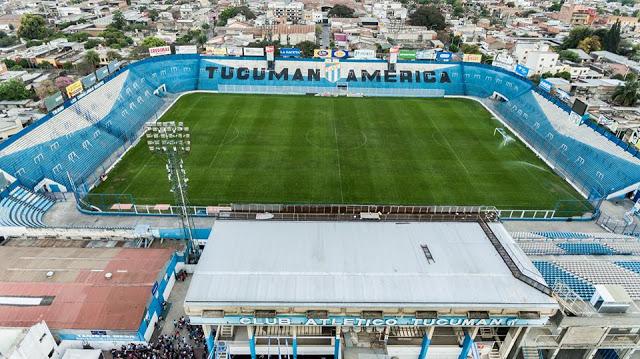 Estadio Monumental José Fierro