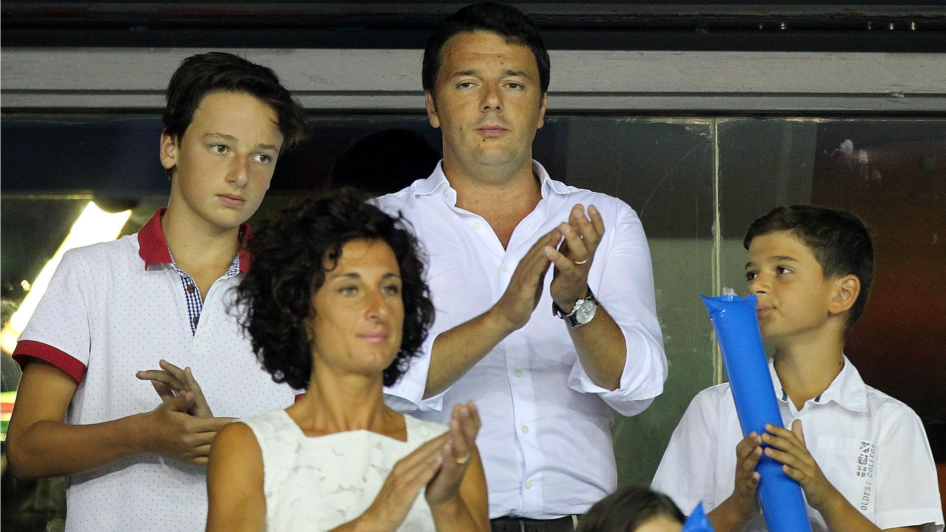 Il figlio di Renzi sogna la Serie A: in prova col Genoa