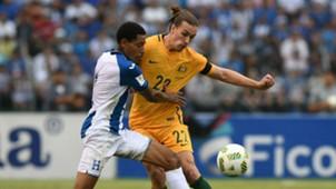 Jackson Irvine Henry Figueroa Honduras Australia World Cup play-off