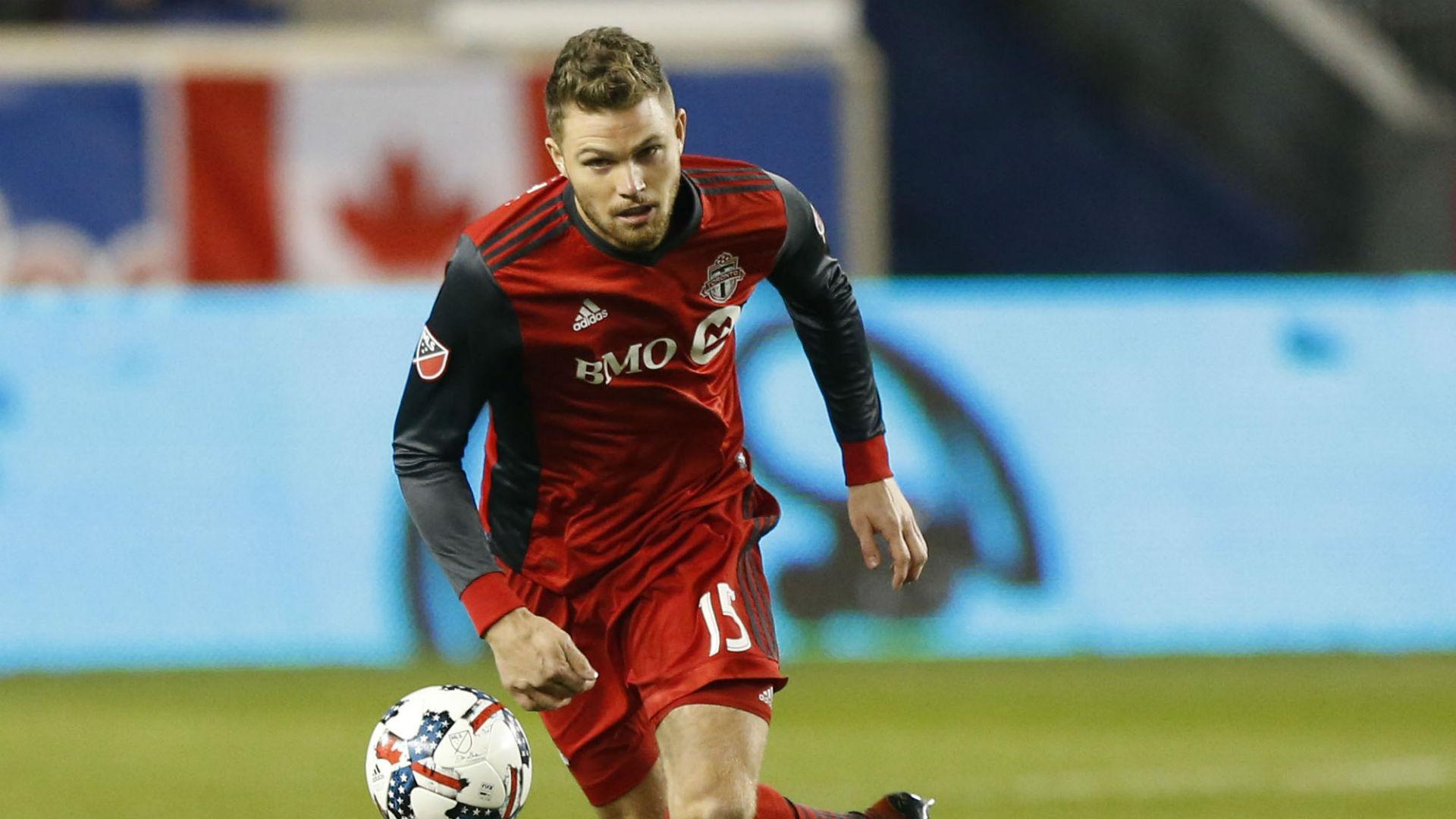 Eriq Zavaleta Toronto FC MLS