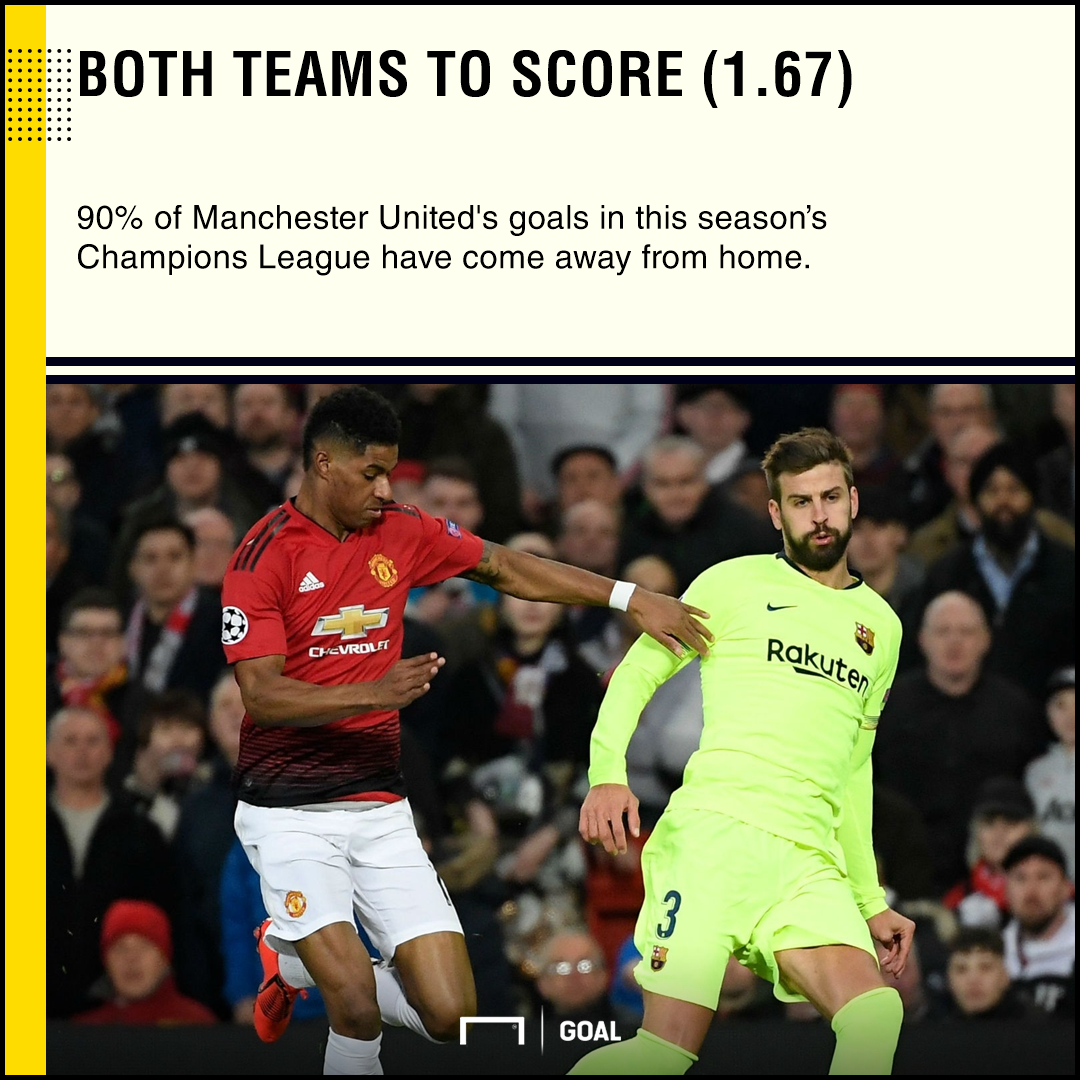Barcelona Man United PS