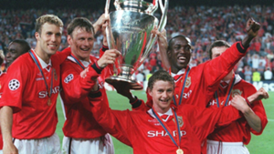 Nicky Butt Manchester United Champions League 1999