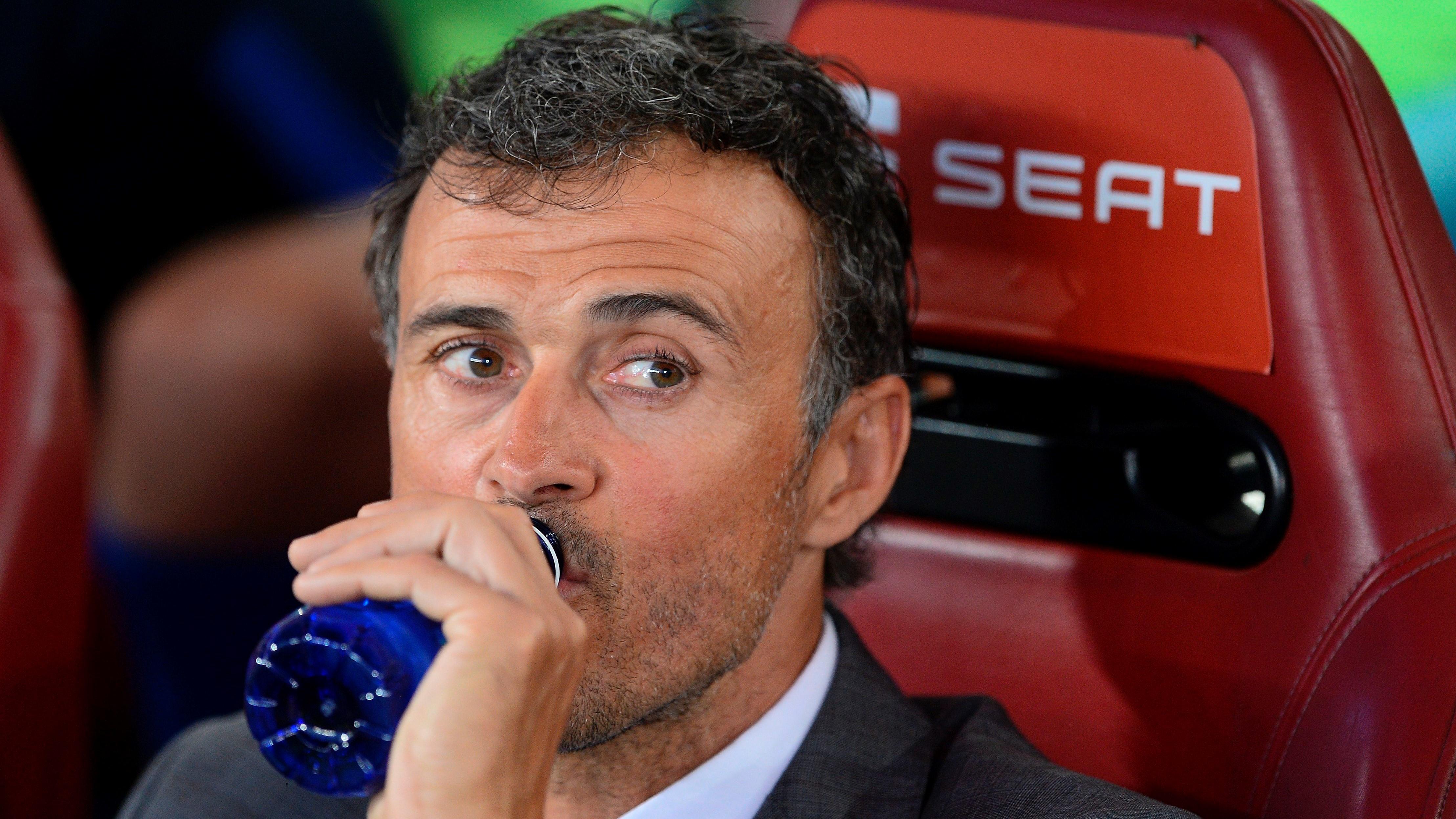 Luis Enrique Barcelona Alaves Copa del Rey 27052017
