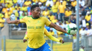 Sibusiso Vilakazi, Mamelodi Sundowns, April 2018