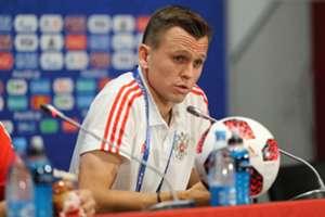 Cheryshev coletiva Copa do Mundo