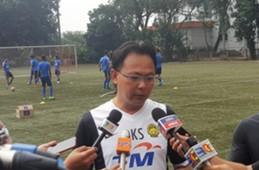 Ong Kim Swee, Malaysia U23, 11122017