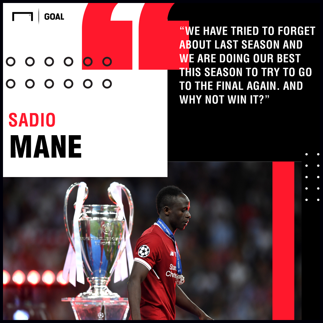 Sadio Mane Liverpool PS