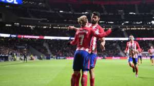 Diego Costa Antoine Griezmann Atletico Madrid Leganes LaLiga