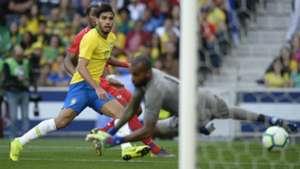 WATCH: Brazil 1-1 Panama