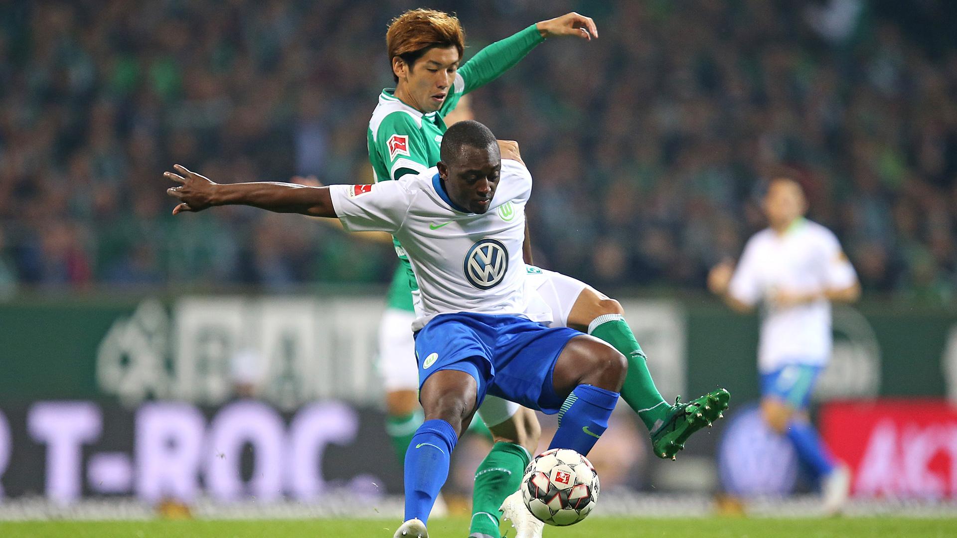 Osako Werder Bremen VfL Wolfsburg Roussilon