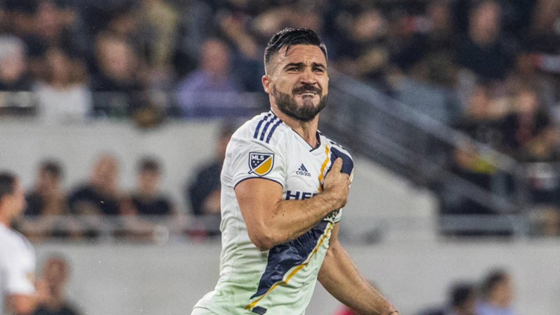 Romain Alessandrini MLS LA Galaxy 2018