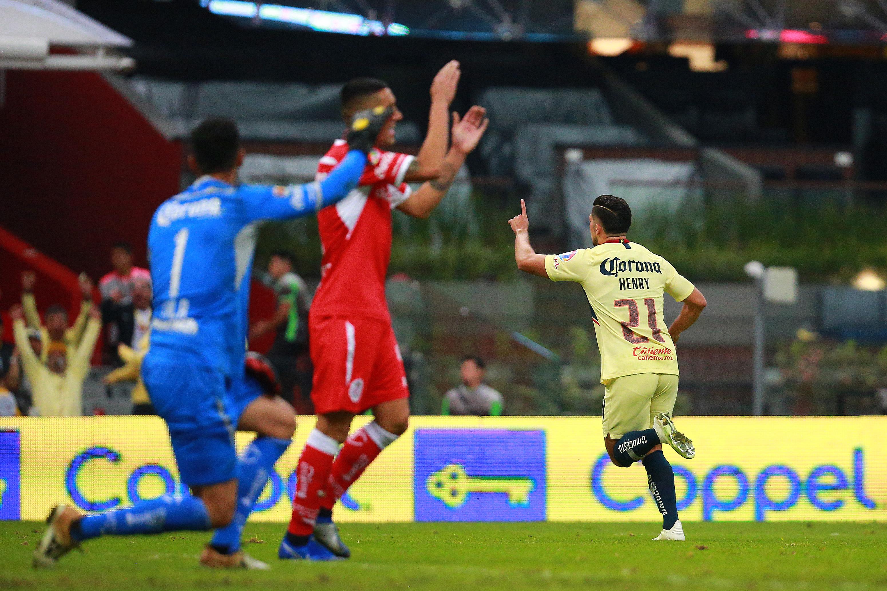 América vs Toluca liga mx Apertura 2018