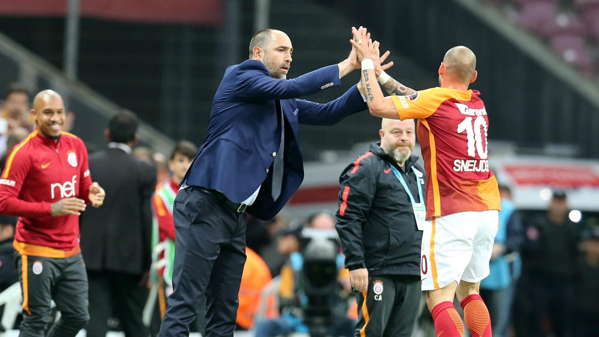 Galatasaray, Sneijder: