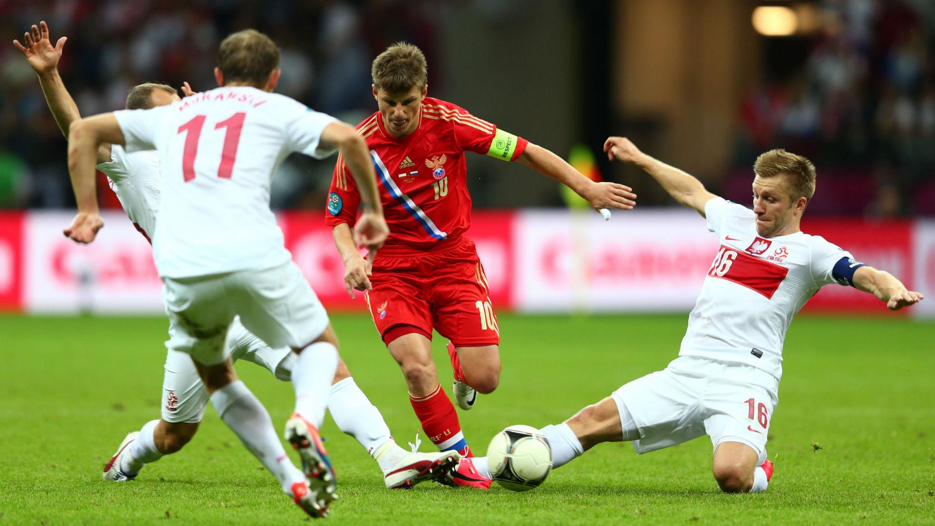 Poland Russia 2012