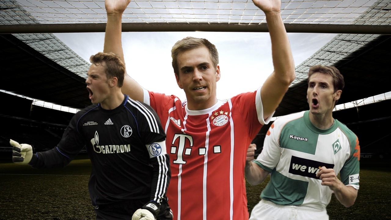 deutschland fußballer des jahres