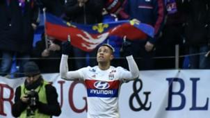 Mariano Diaz Lyon Saint-Etienne Ligue 1 25022018