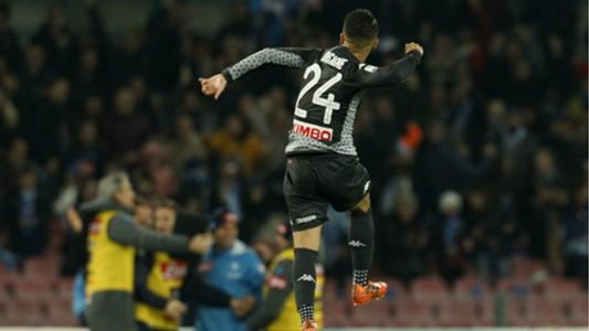 Insigne Napoli Milan Serie A