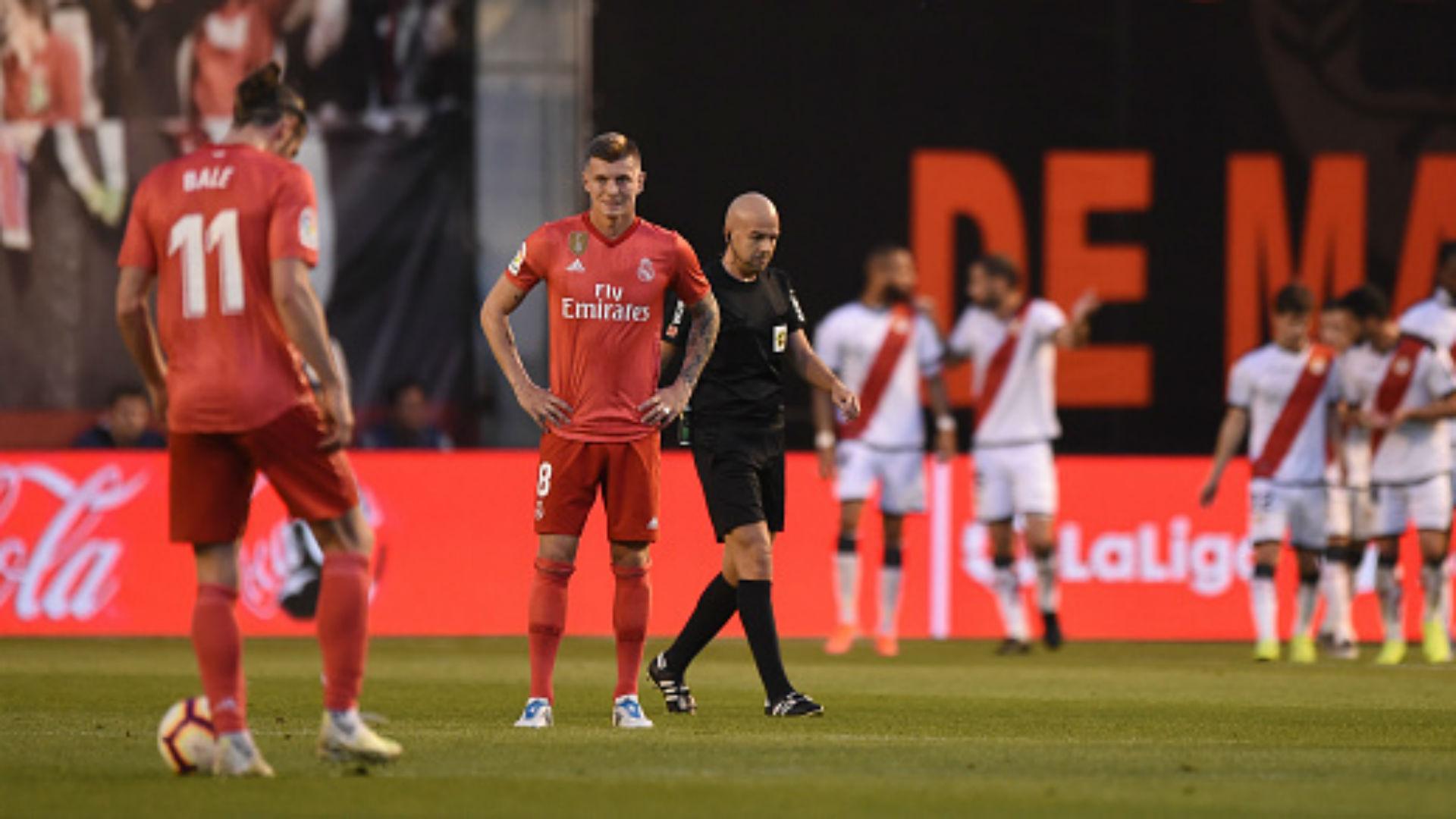 """Résultat de recherche d'images pour """"Rayo vallecano 1:0 Real Madrid"""""""