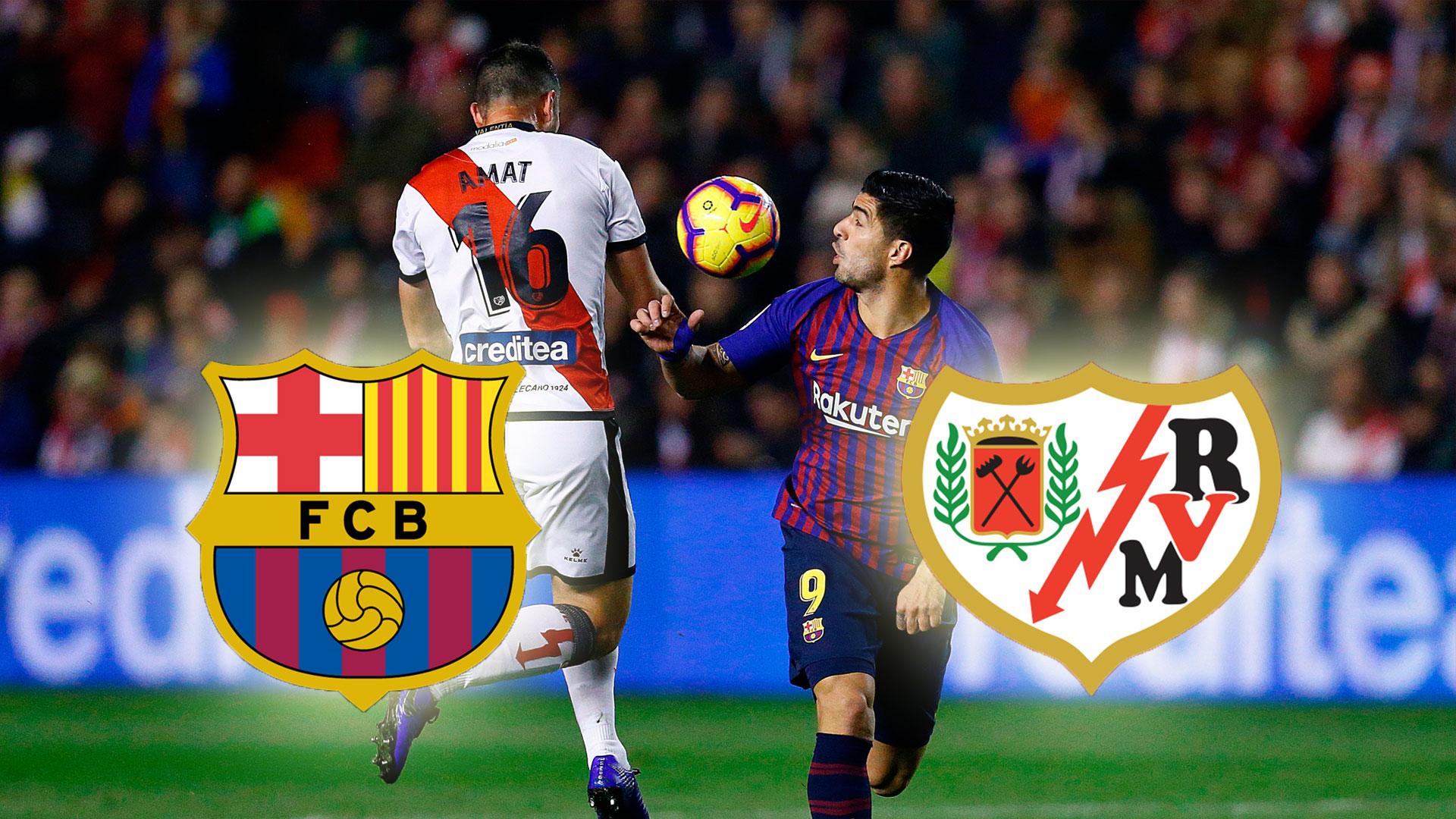 Barcelona Vs Rayo Vallecano Heute Live Im Tv Und Live Stream So