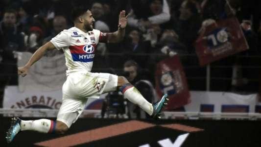 Nabil Fekir Lyon Marseille Ligue 1 17122017