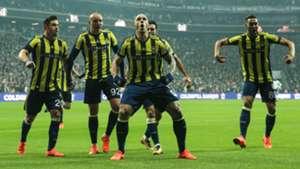 Fernandao Fenerbahce goal celebration vs Besiktas 02252018