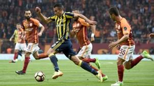 Robin van Persie, Fenerbahce - Galatasaray, 31072017