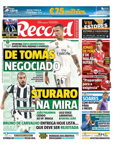 La Gazzetta dello Sport: Juventus, il Genoa bussa per Sturaro