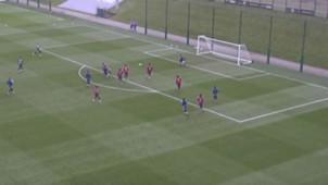 VIDEO Gol Messi entrenamiento Seleccion Argentina 21032018