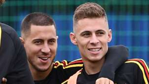 Eden Hazard, Thorgan Hazard