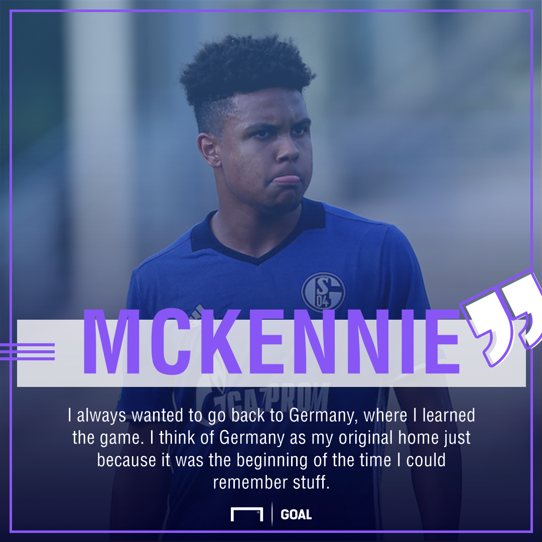 GFX Weston McKennie Qoute PS 10022017