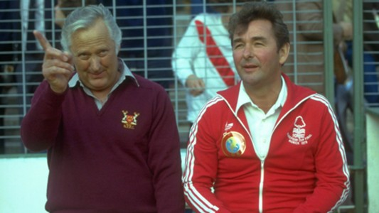 Brian Clough Peter Taylor