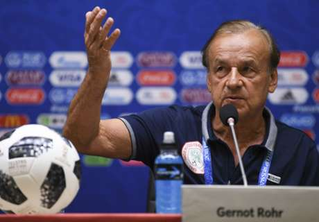Rohr: There's no time for new players